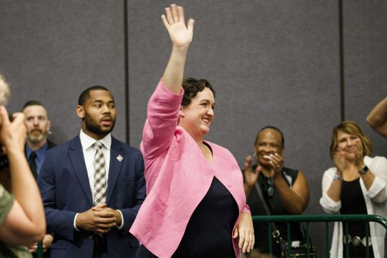 Katie Porter Flips California House Seat for Democrats