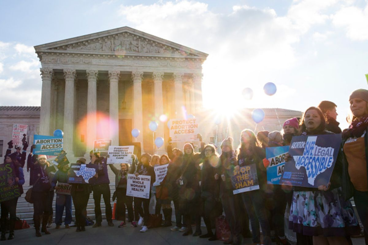 supreme court celebrates 25th year of approving constitutional right to abortion