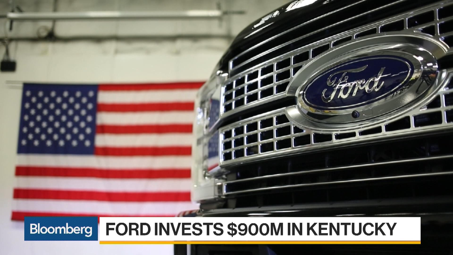 Ford s big bet americans and trump are ready for for Ford motor company corporate