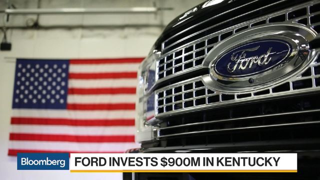 Ford s big bet americans and trump are ready for for Ford motor company incentives