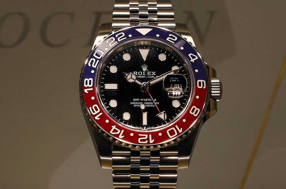 799a68edf4d It s About Time  EBay Now Authenticates Luxury Watches - Bloomberg