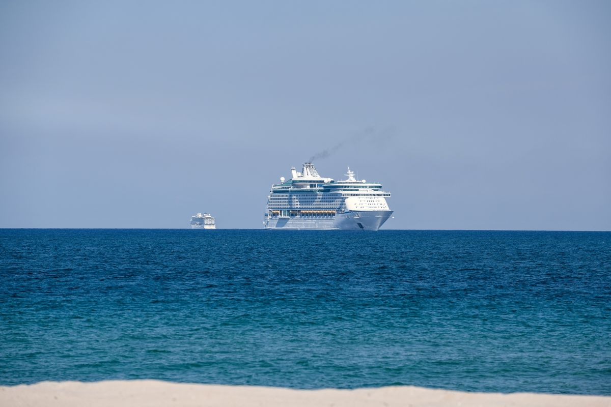 Two Kids Test Positive for Covid on Royal Caribbean Cruise