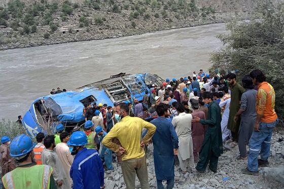 ChinaSeeks Project Security After Pakistan Blast Kills 9 Citizens