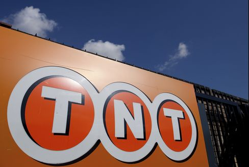 UPS to Buy TNT Express for $6.8 Billion to Grow in Europe