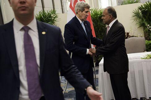John Kerry APAC security