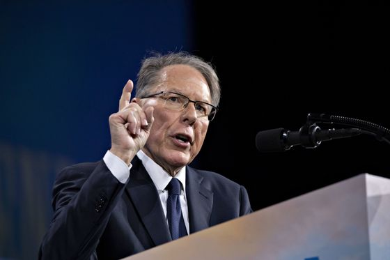 NRA and LaPierre's Fate Lies in Hands of Texas Bankruptcy Judge
