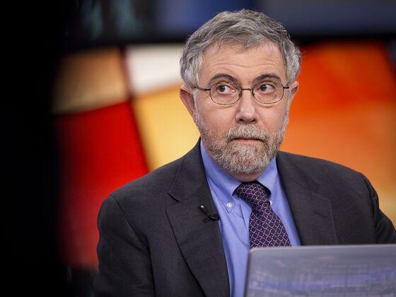Krugman, Summers Warn of Disruptive Threats to Global Growth