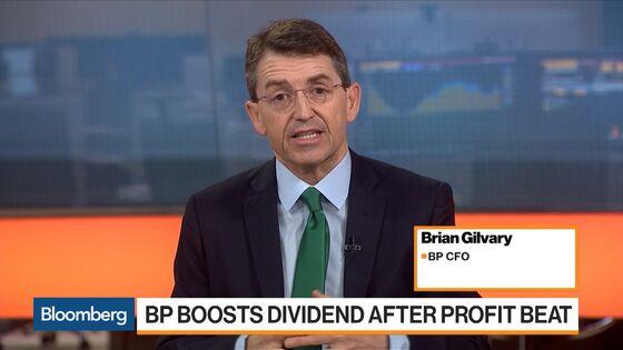 BP Bucks Oil Industry Gloom