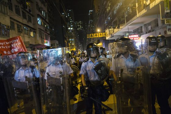 China Just Drew a New Red Line for Hong Kong