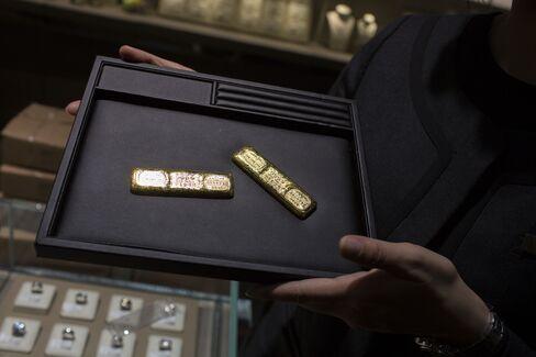China's April Gold Imports From Hong Kong Fall on Quota Backlog