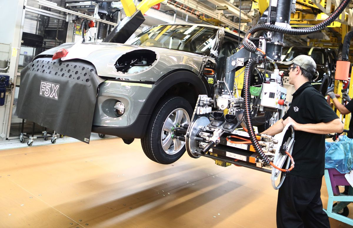 supplier bargaining power for toyota motor corporation