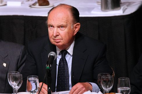 Henry Kaufman & Co. President Henry Kaufman