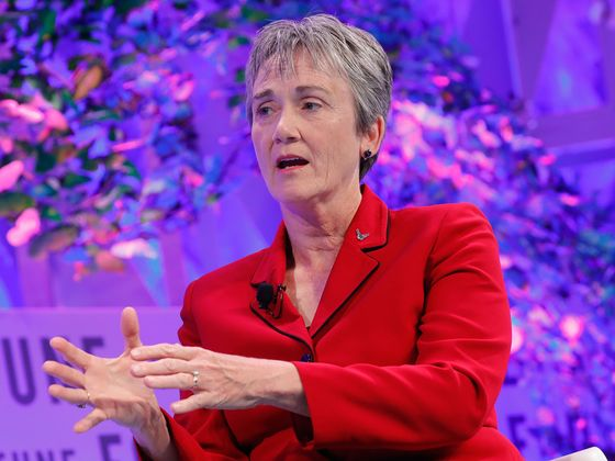Air Force Secretary Prepares to Make Her Case for Expansion