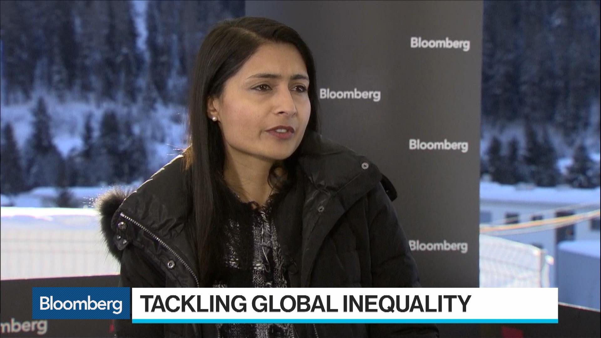 Digital: WEF Managing Director Saadia Zahidi on Equality Jan 21, 2020