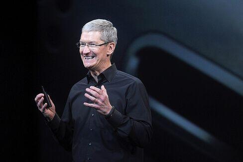 Apple's Sudden Urge to Splurge
