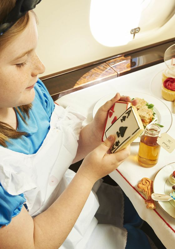 What Do Kids Do on Private Jets?
