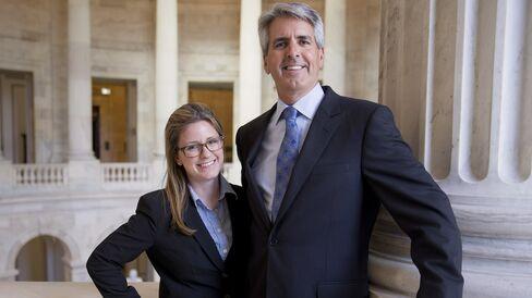 Mortgage Bankers Assoc. CEO David Stevens & Daughter Sara