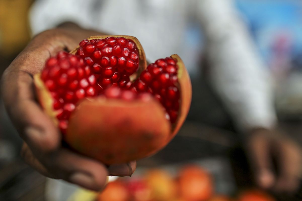 Nestle Deal Seeks to Tap Pomegranate's Anti-Aging Potential