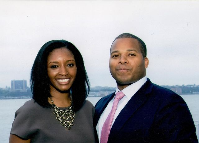 Anjelica Watson, 32, and her husband, John Watson, 36, are executive directors at Morgan Stanley in New York, which they both joined in 2013.