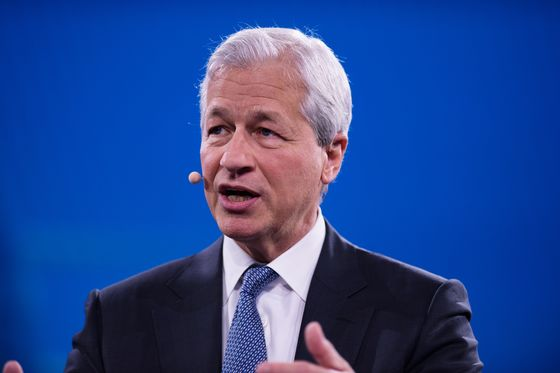 Jamie Dimon Sees Long-Term Damage If People Don't Get Back to Work
