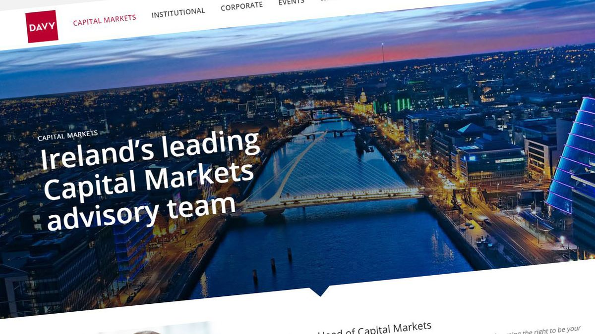 Davy Continues to Face Pressure After Top Executives Step Down