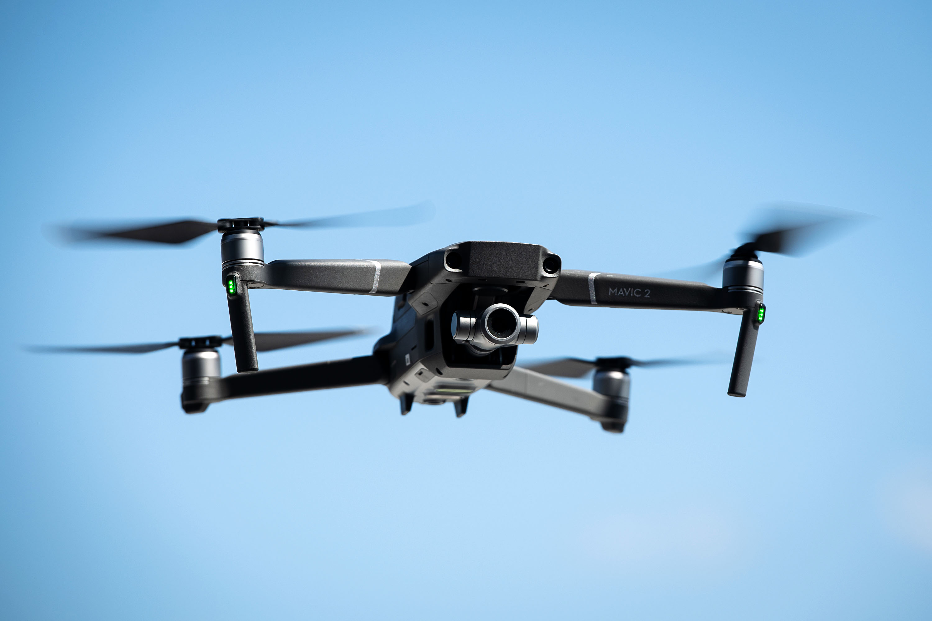 DJI Drones Score U S  Wins as Trade War With China Takes a