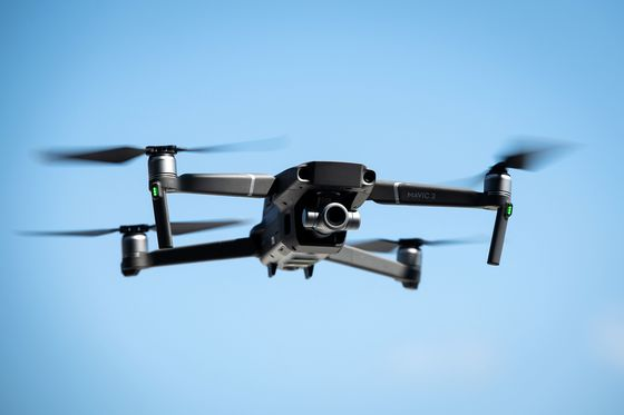 DJI Drones Score U.S. Wins as Trade War With China Takes a Toll