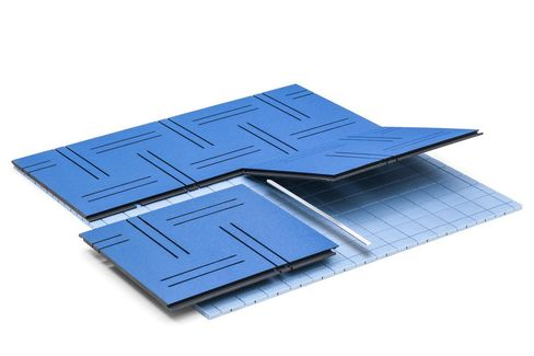 ASB's 100 percent outdoor-proof floor combines grip and elasticity with subfloor drainage mats.