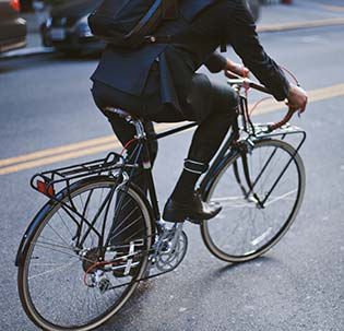 Parker Dusseau Commuter Suit