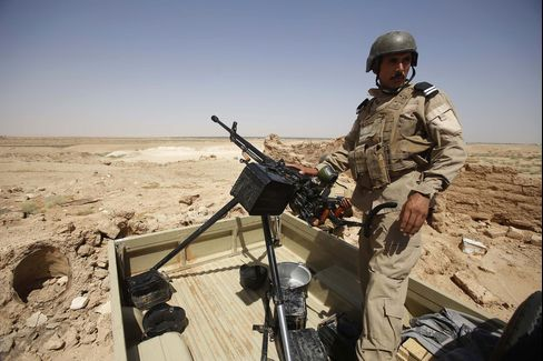 Clashes in Iraq