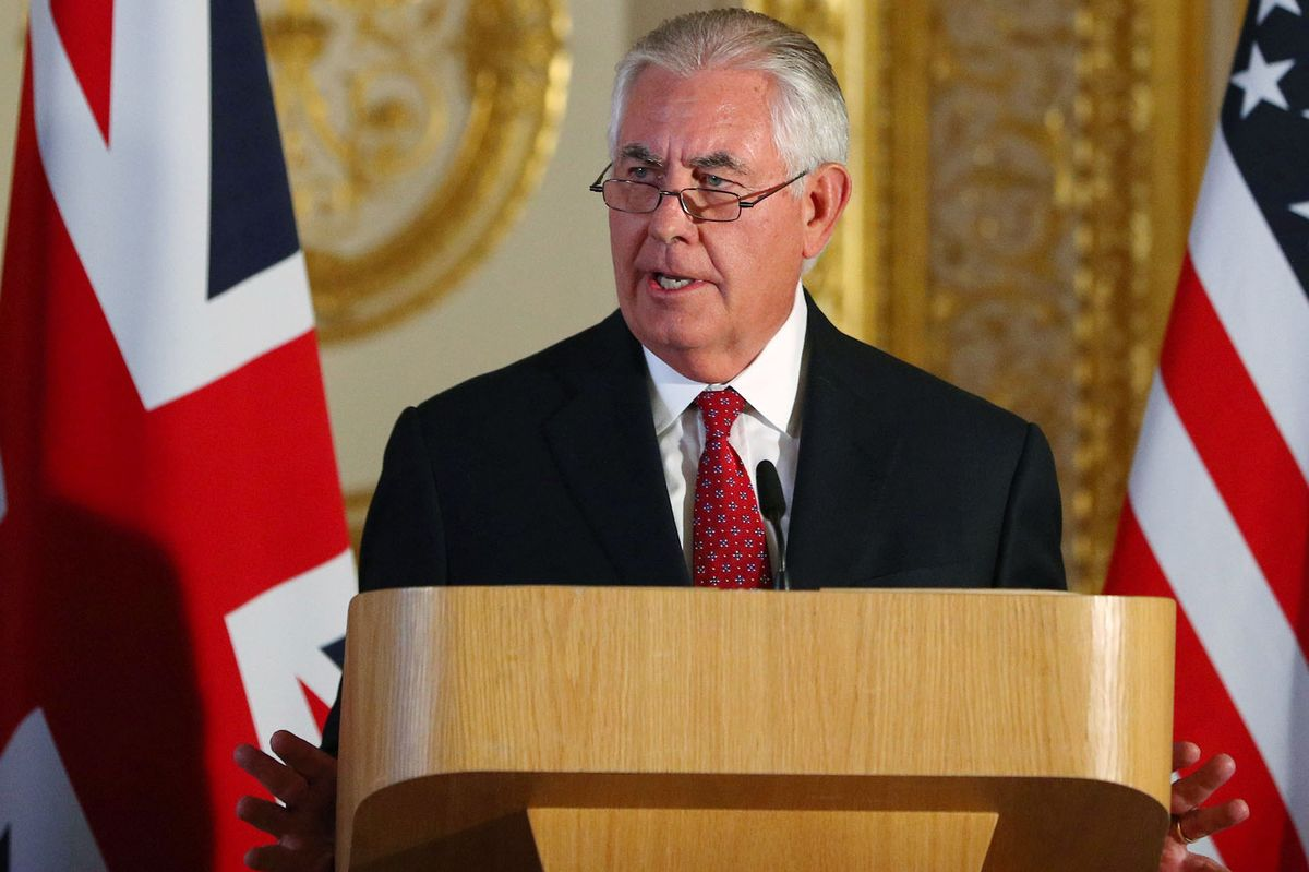 Tillerson Says Iran 'Clearly in Default' of Nuclear Deal's Terms