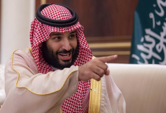 Saudi Crown Prince to Trump: We've Replaced All Iran's Lost Oil