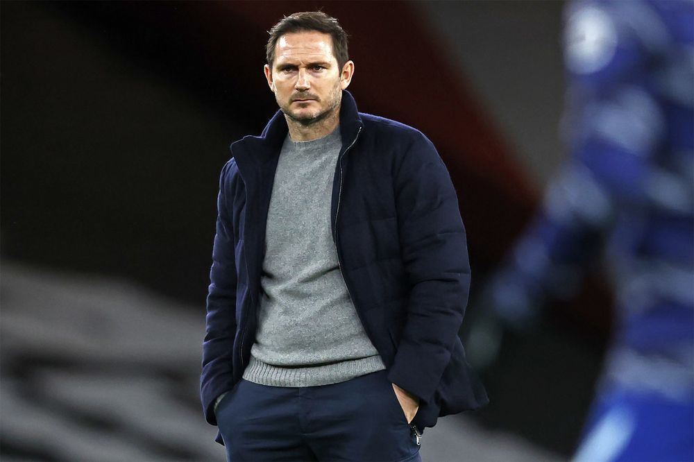 Chelsea Football Club Removes Manager Frank Lampard - Bloomberg