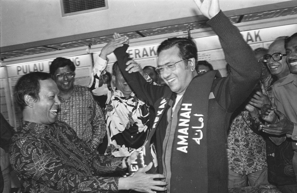 92歳で返り咲いたマハティール氏、写真で振り返るマレーシアの「顔 ...