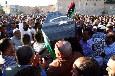 Libyan Violence