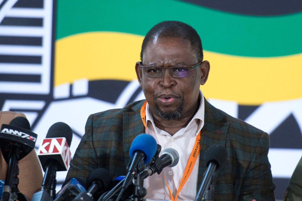 South African Finance Chief Recoils From .2 Billion ANC Spree