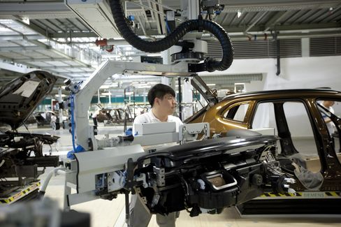 BMW Denied in China Seen Signaling Outlook Dimming for Carmakers
