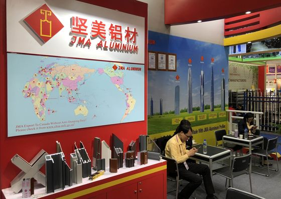 China Exporters Feel the Trade-War Strain: Canton Fair Notebook