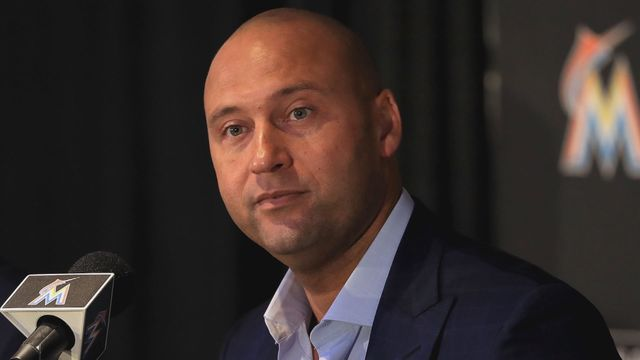 Derek Jeter poaches Warriors exec to help run Marlins