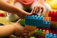RF children toddler play