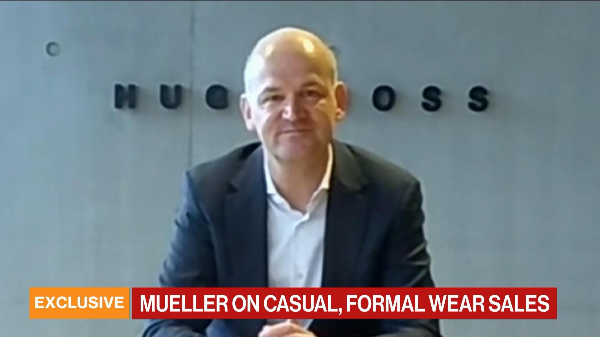 Hugo Boss CFO Yves Mueller on 1Q Earnings, Online Recovery, In-Store Sales