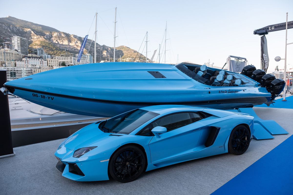 Monaco Yacht Show 2018 In Pictures Bloomberg