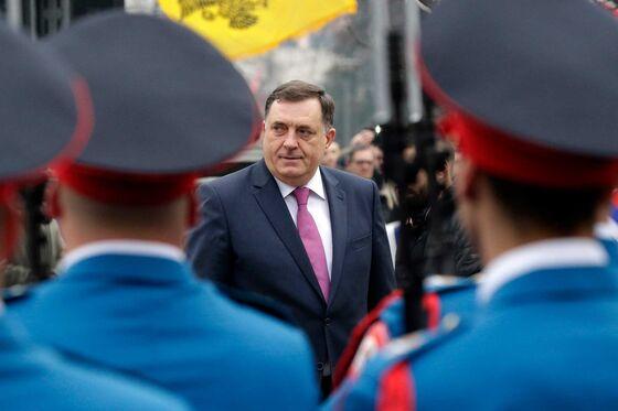 The Balkans Are Coming Apart at the Seams Again