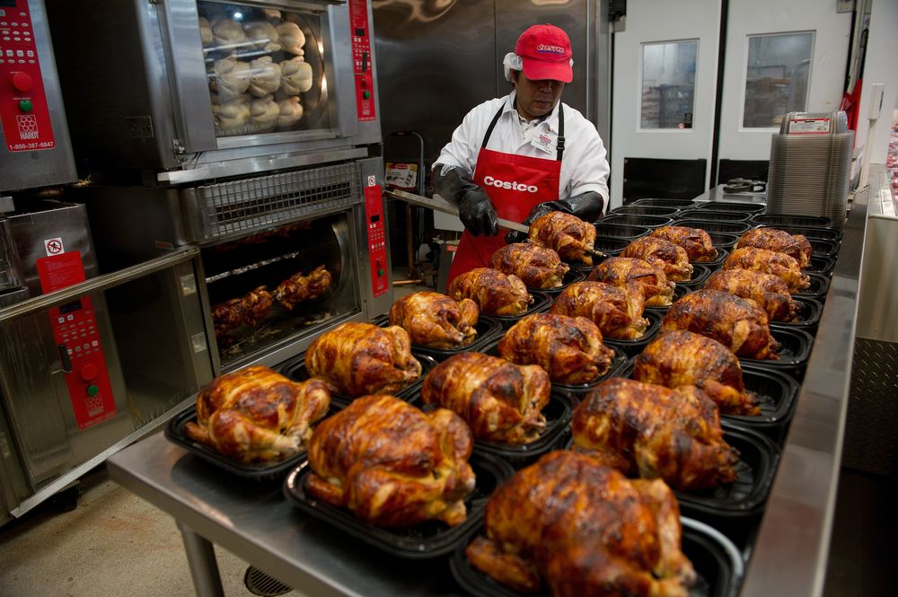 Everyone Wins When You Buy A Rotisserie Chicken Bloomberg