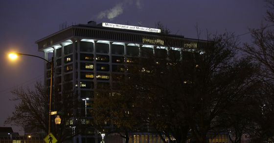 Bankrupt Chicago Hospital Gets the Chance to Stay Open With a Sale