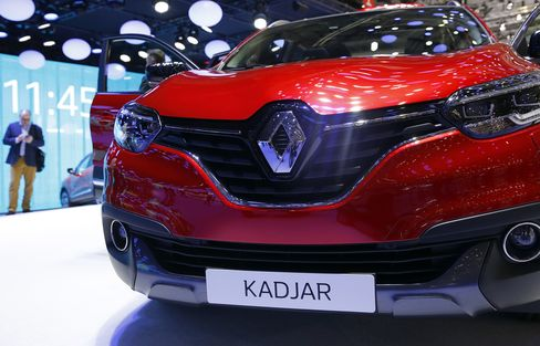 Day One Of The Geneva Motor Show 2015
