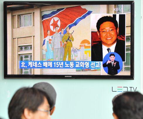 North Korea Sentences U.S. Citizen to 15 Years Hard Labor