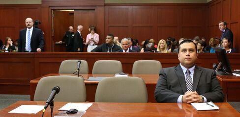 Defendant George Zimmerman