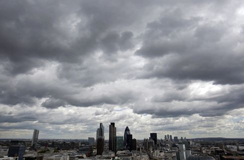 Crisis Gets Personal After U.K. Traders' Spread-Better Fails