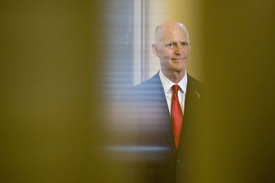 Scott Lead Holds as Florida Begins Tally of Questionable Ballots